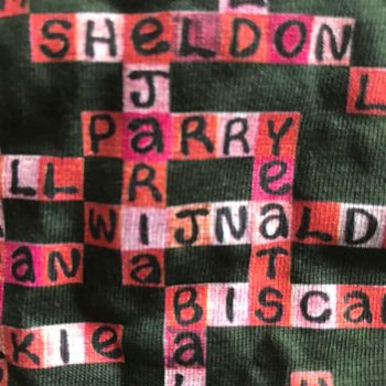 image of liverpool fc name=chains t-shirt close up showing players names
